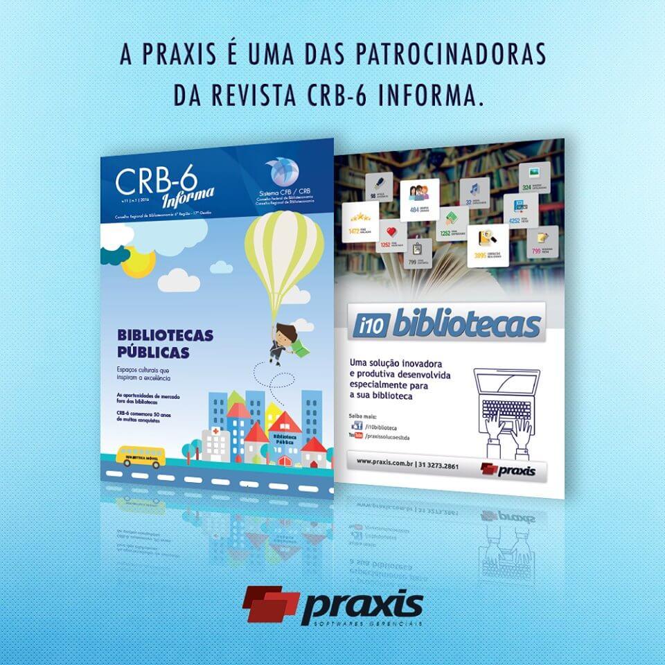 Revista CRB-6 Informa
